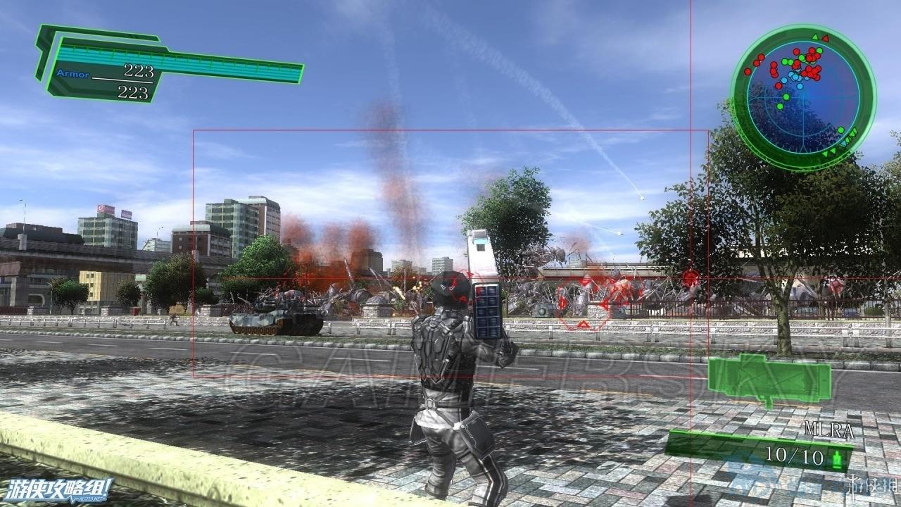 地球防衛軍4.1 圖文攻略 全任務流程圖文攻略