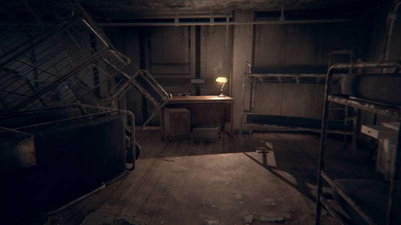 惡靈古堡7 失事船隻地圖及物品拿法