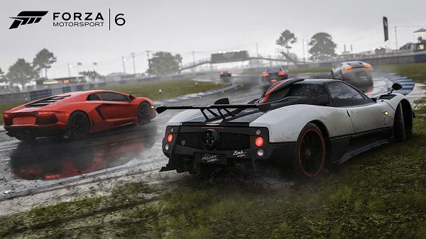 極限競速 6 2015評價最高的賽車遊戲!