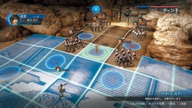 《真.三國無雙》全新戰棋式SRPG《英傑傳》正式發表,最新畫面搶先看