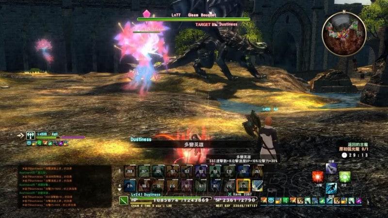 刀劍神域虛空幻界 全神器出處任務分析 神器獲取攻略