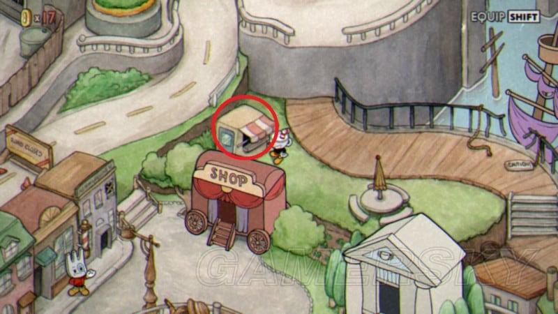 茶杯頭 Cuphead 全金幣收集及隱藏秘密圖文攻略