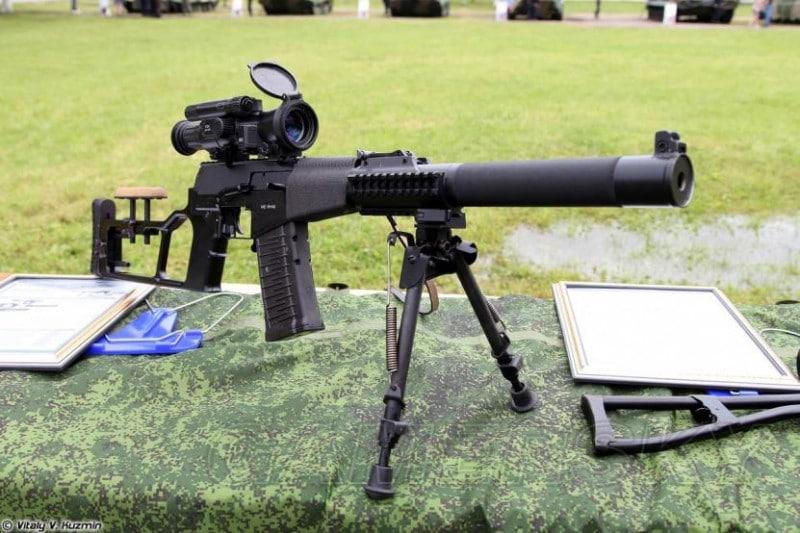 絕地求生 狙擊步槍VSS原型及背景資料
