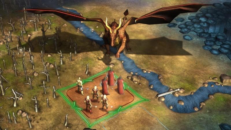 墮落女巫:傳奇英雄 免DVD光碟版[高畫質版 ] Fallen Enchantress: Legendary Heroes 免安裝下載