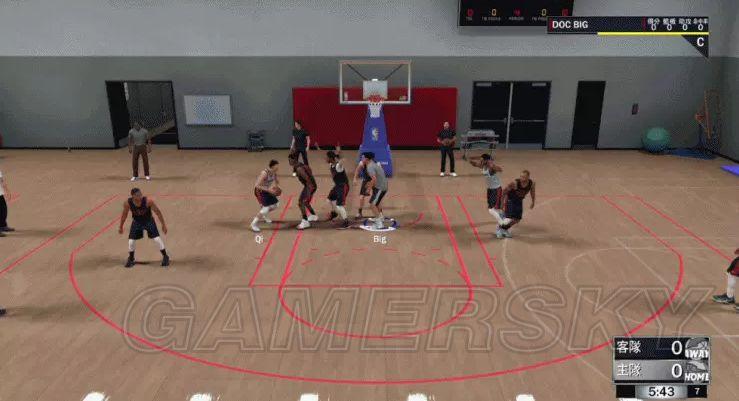 NBA2K17 球員能力值介紹 庫里及詹姆斯能力值