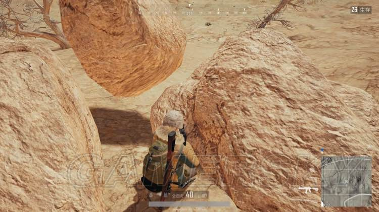 絕地求生 沙漠地圖分析 絕地求生沙漠地圖好不好玩