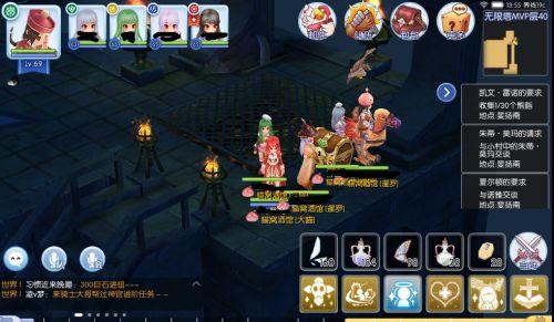 《仙境傳說:守護永恆的愛》另類無限塔攻略 一人5開爬塔過40層