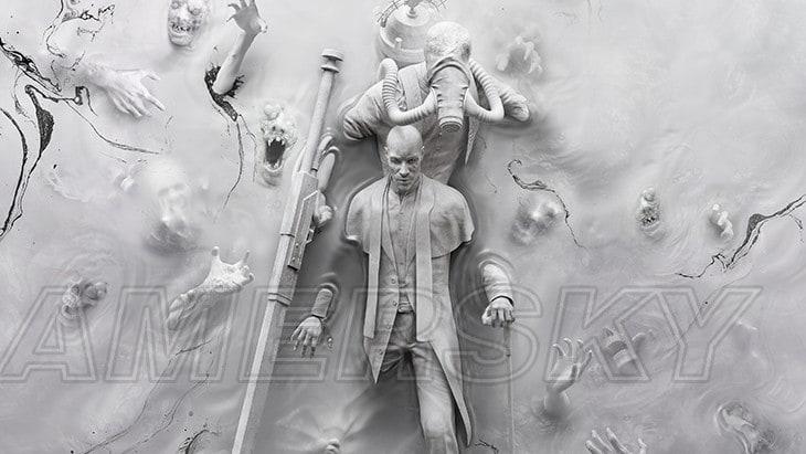 邪靈入侵2 神父西奧多背景資料介紹