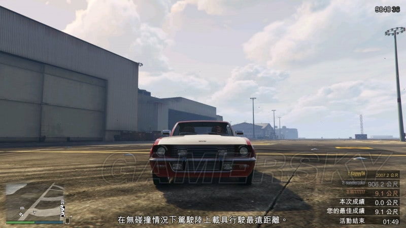 GTA5 走私大暴走DLC載具性能評析