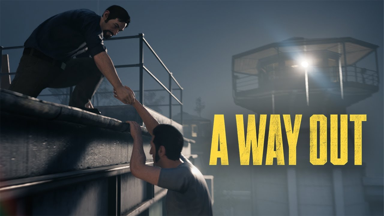 A Way Out Official Game Trailer