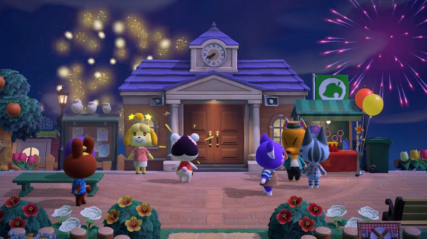 Animal Crossing New Horizons 01