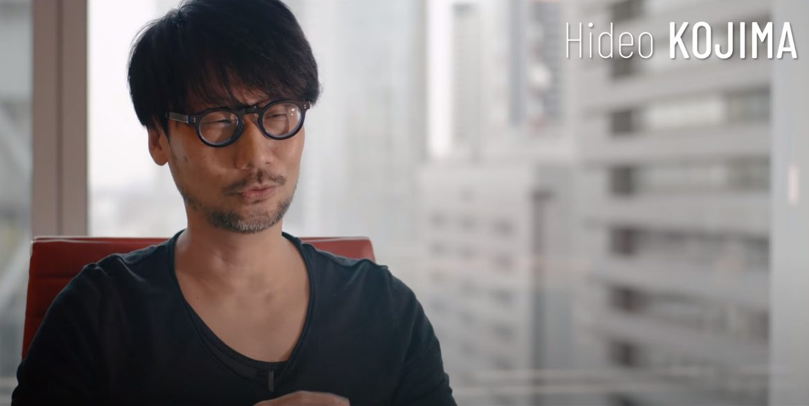 PlayStation Hideo Kojima