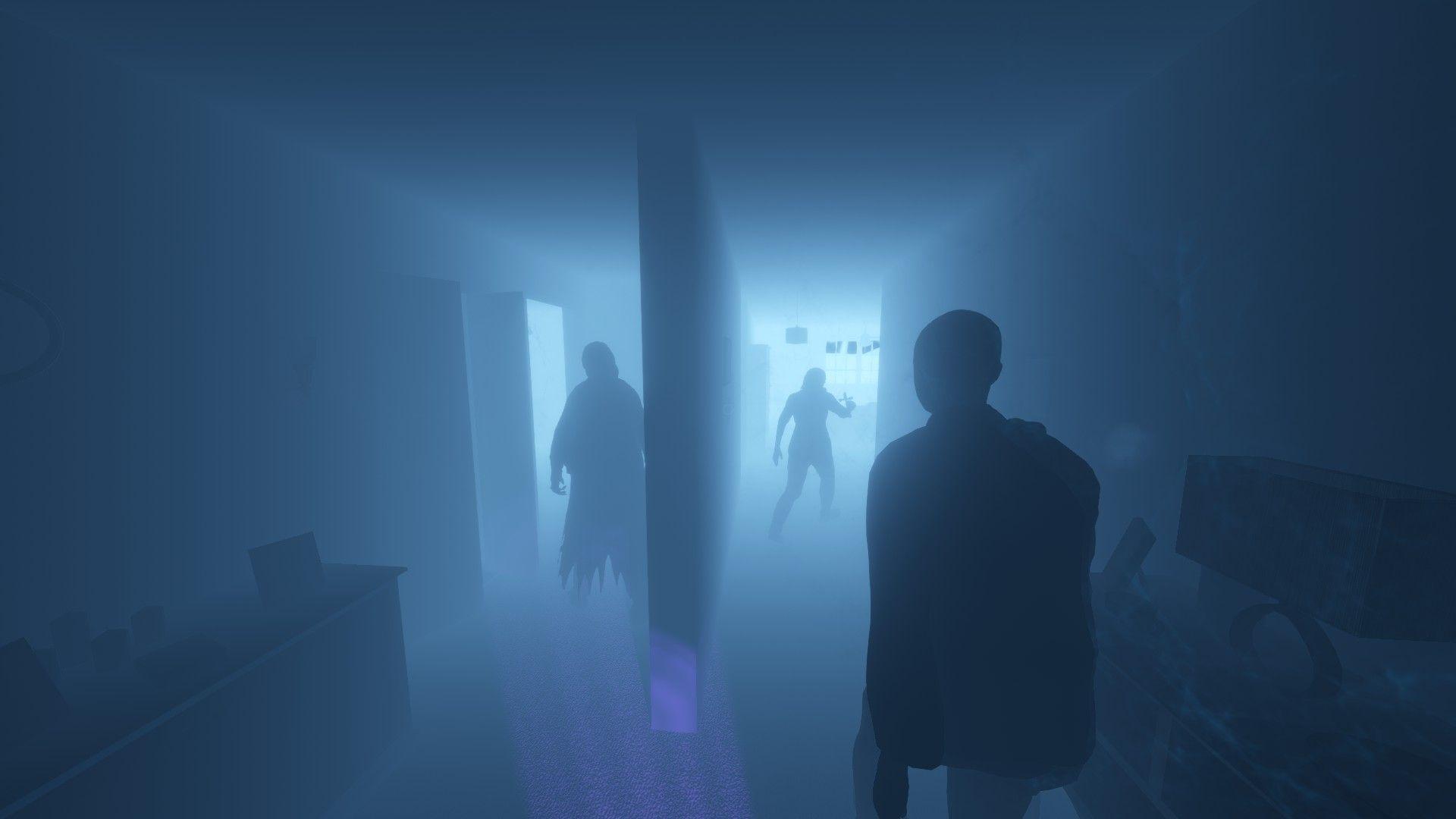 多人合作恐怖遊戲《Phasmophobia》Steam 「壓倒性好評」97% 好評率,調查恐怖鬼屋、支援4 人合作| 蝦米攻略網