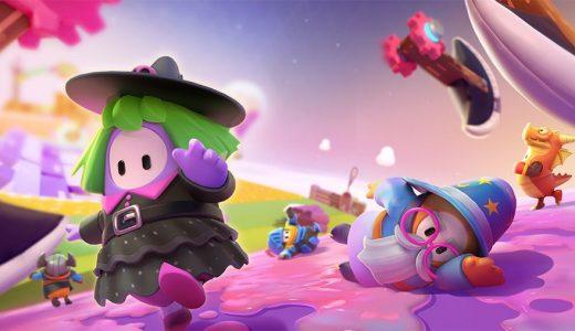 《糖豆人:終極淘汰賽》官方宣布第二賽季時間,將於10月8日上線
