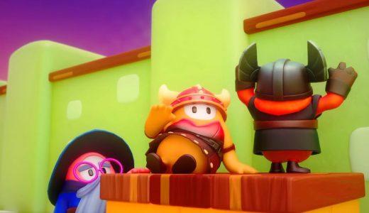 《糖豆人:終極淘汰賽》第二賽季更新正式推出,新增 4 個關卡並公布宣傳片