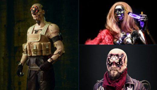 《電馭叛客2077》官方 Cosplay 大賽前三名公布!Dum Dum 的 Coser 獲得比賽第一名