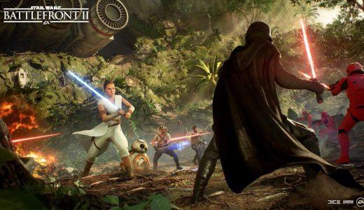 因限時免費玩家太多擠爆《星際大戰:戰場前線2》伺服器,EA正著手擴充伺服器容量