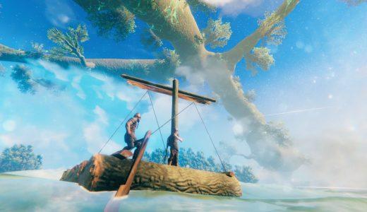 維京題材多人合作生存遊戲《Valheim》獲得壓倒性好評,登上 Steam 熱門遊戲
