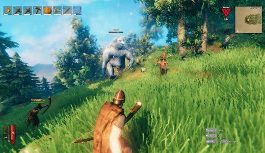 Steam 一周遊戲銷量排行:維京多人生存遊戲《Valheim》爆紅登上排行第一名