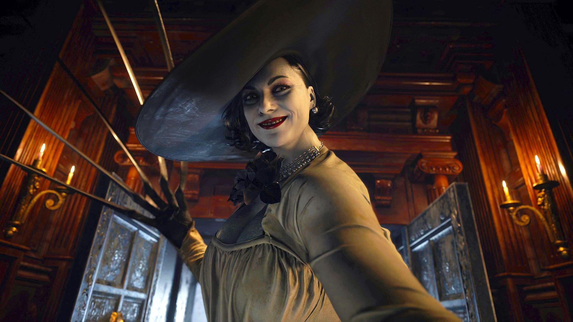 [閒聊] 惡靈8的8尺夫人為何有人能對她發情?