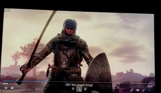 黑魂類新作《Elden Ring》內部預告洩露1分鐘完整版,更多探索與戰鬥場景