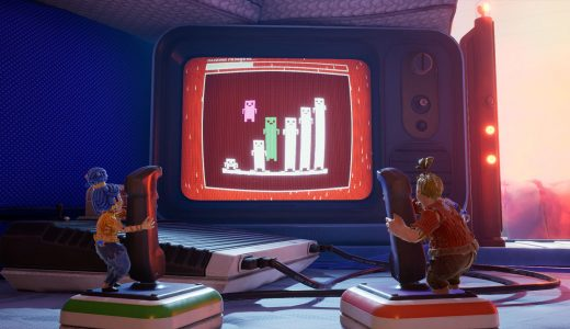 合作冒險遊戲《雙人成行》公布 22 分鐘實機影片,展示開場和遊玩方式