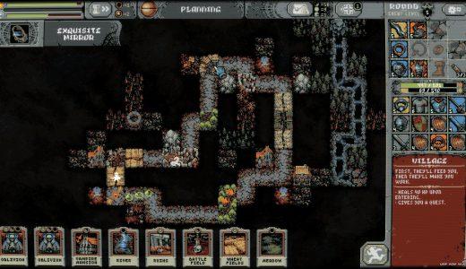 Steam一週銷售排行:《Valheim》五週第一名, 壓倒性好評新作《Loop Hero》排行第二