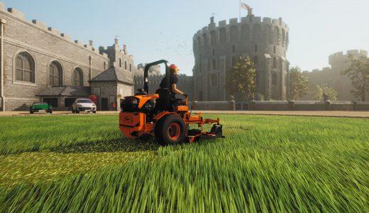 沉浸式模擬遊戲《割草模擬器》上架Steam平台,真實模擬割草體驗、管理除草生意