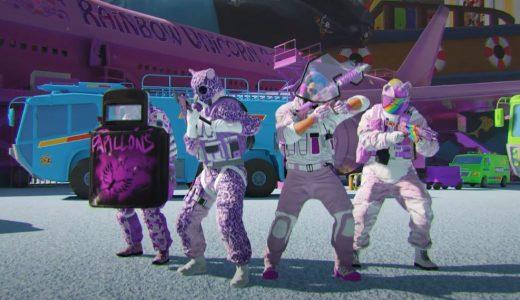 《虹彩六號:圍攻行動》愚人節限時活動預告公布,虹彩就是魔法回歸