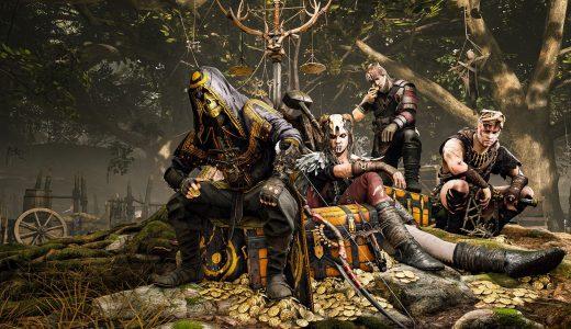 多人奪寶新作《綠林俠盜:亡命之徒與傳奇》官方宣布已進廠壓片,5月11日準時發售