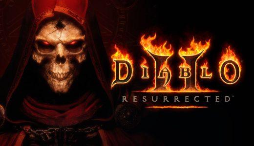 《暗黑破壞神2:獄火重生》第一輪ALPHA測試週五開啟,可體驗三種職業兩章劇情