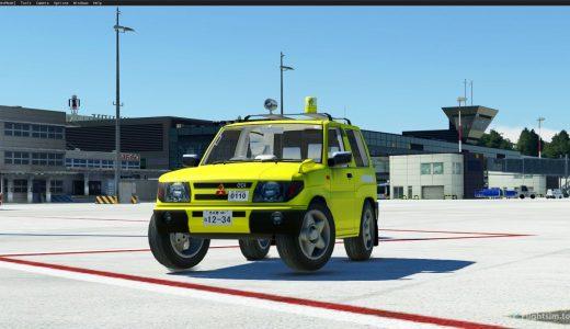 《微軟模擬飛行》新模組實現開車駕駛,可從地面欣賞機場美景