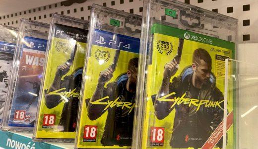CDPR:會繼續修復《電馭叛客2077》正與索尼接觸,計畫重返PlayStation商店