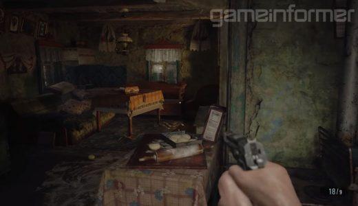 《惡靈古堡8:村莊》獨家宣傳片公布,展示地圖探索及過場動畫