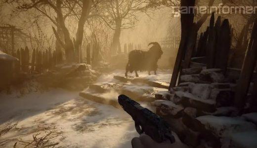 《惡靈古堡8:村莊》曝新 4K 實機影片,展示伊森狩獵、遭狼人襲擊
