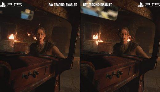 Digital Foundry公布《惡靈古堡8:村莊》體驗版PS4/PS5對比影片,無光追下PS5幀數穩定