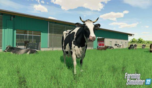 模擬農場《Farming Simulator 22》首發預告公布,加入四季系統內容優化全面升級