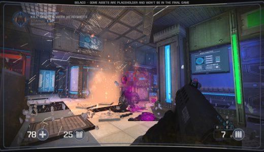 復古第一人稱射擊《Selaco》上架Steam平台,延續《DOOM》經典射擊要素