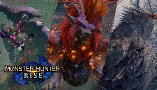 《魔物獵人:崛起》2.0版本更新已發布,新魔物登場、角色等級上限將會提升