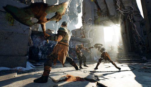 北歐背景PVP競技場新作《Blood of Heroes》封閉測試預告公布,遊戲設計靈感來自黑暗靈魂