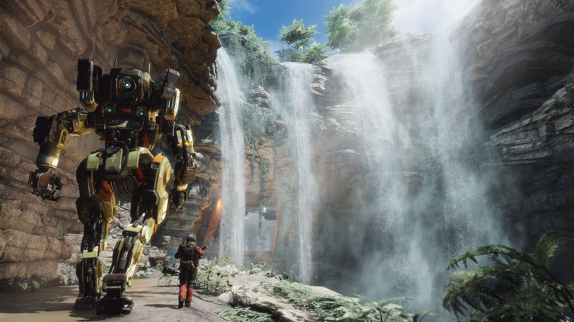 Steam《泰坦降臨2(Titanfall 2)》線上玩家人數創新高!免費試玩大成功