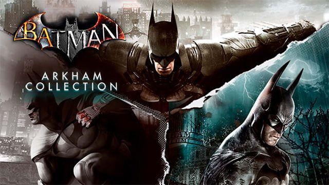 《蝙蝠俠:阿卡漢》三部曲