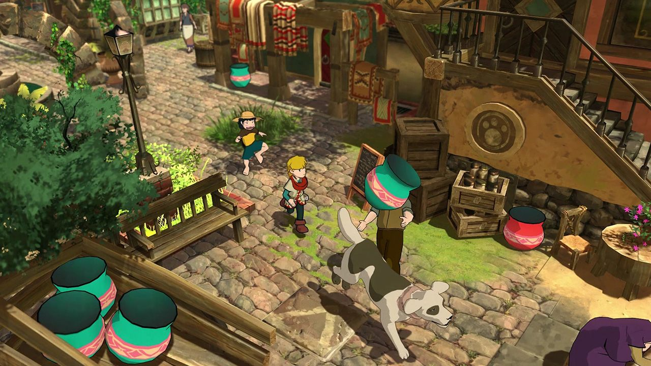 吉卜力風格動作冒險《Baldo》發布13分鐘實機影片,將首先登上Switch平台