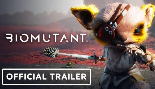 《BioMutant》公布致敬預告慶祝「星際大戰日」將於 5 月 25 日正式發售