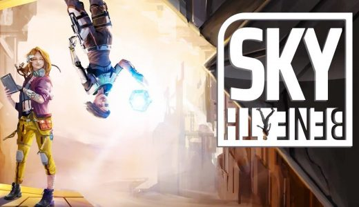 重力解謎獨立冒險遊戲《Sky Beneath》發布PC免費試玩版,成為拾荒者逃離廢棄星球