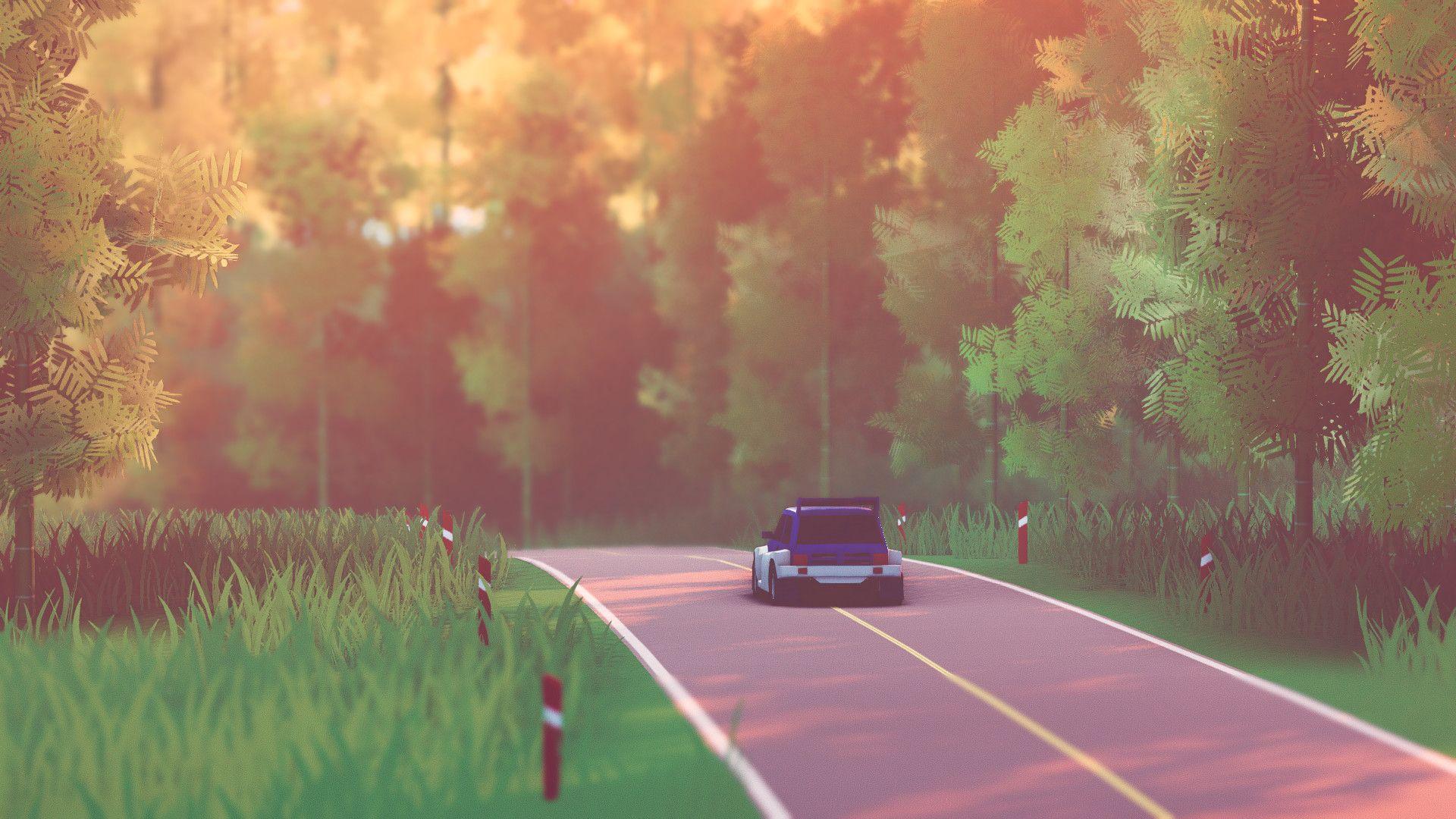 獨立競速遊戲《越野藝術 art of rally》將於今夏登上 PS4 / PS5 平台