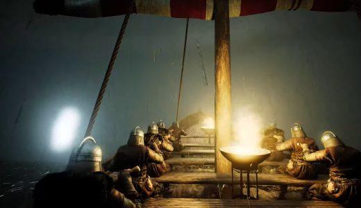 多人動作遊戲《Vikings: Age Of The Axe》預告公布,成為維京人首領集結戰士掠奪一切