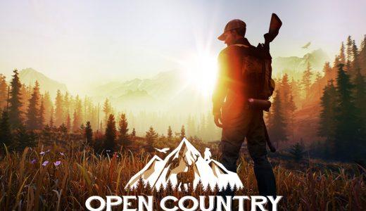 開放世界狩獵遊戲《遼闊荒野 Open Country》新預告公布,將於 6 月 3 日正式登場