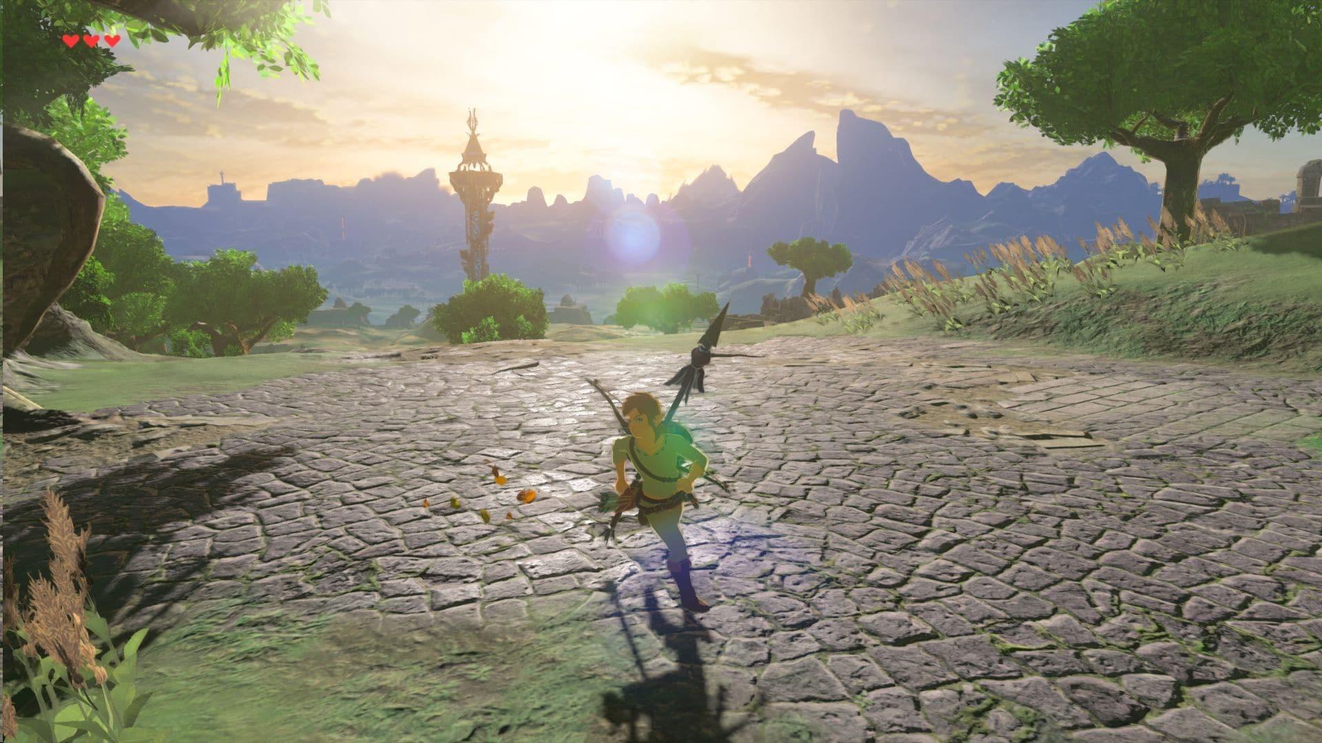 PC 可以流暢玩《薩爾達傳說:荒野之息》並且支援 4K 畫質!?