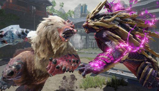 《魔物獵人:崛起》發布新活動任務:討伐雪鬼獸怨虎龍可得「武士之心」系列稱號